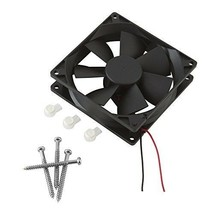 "Coleman Thermoelectric Cooler Outer Repair Fan replacement-(3.75"" x 3.75... - $21.29"