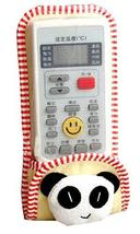 PANDA SUPERSTORE Cute Cloth Art Remote Control Dust Cover Protection, Set of 2