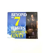 Franklin Covey: Beyond the 7 Habits 4 Audio CDs by Stephen R. Covey New - $13.09