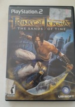 PS2 Prince of Persia: The Sands of Time (Sony PlayStation 2, 2003) game. - $5.89