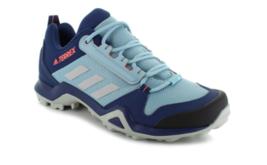 New Adidas Terrex AX3 GTX W Gore-Tex Tech Indigo Blue Women Outdoors Hiking - $104.57
