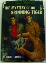 Ken Holt no.11 Mystery of the Grinning Tiger like Hardy Boys 1st Edition... - $26.00