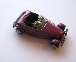 Maisto Plymouth Prowler Die Cast Car 1:64 Scale, Just Out of Package Condition - $3.95