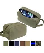Tactical Travel Toiletry Bag Zipper Canvas Case Compact Organizer Portab... - $9.99+