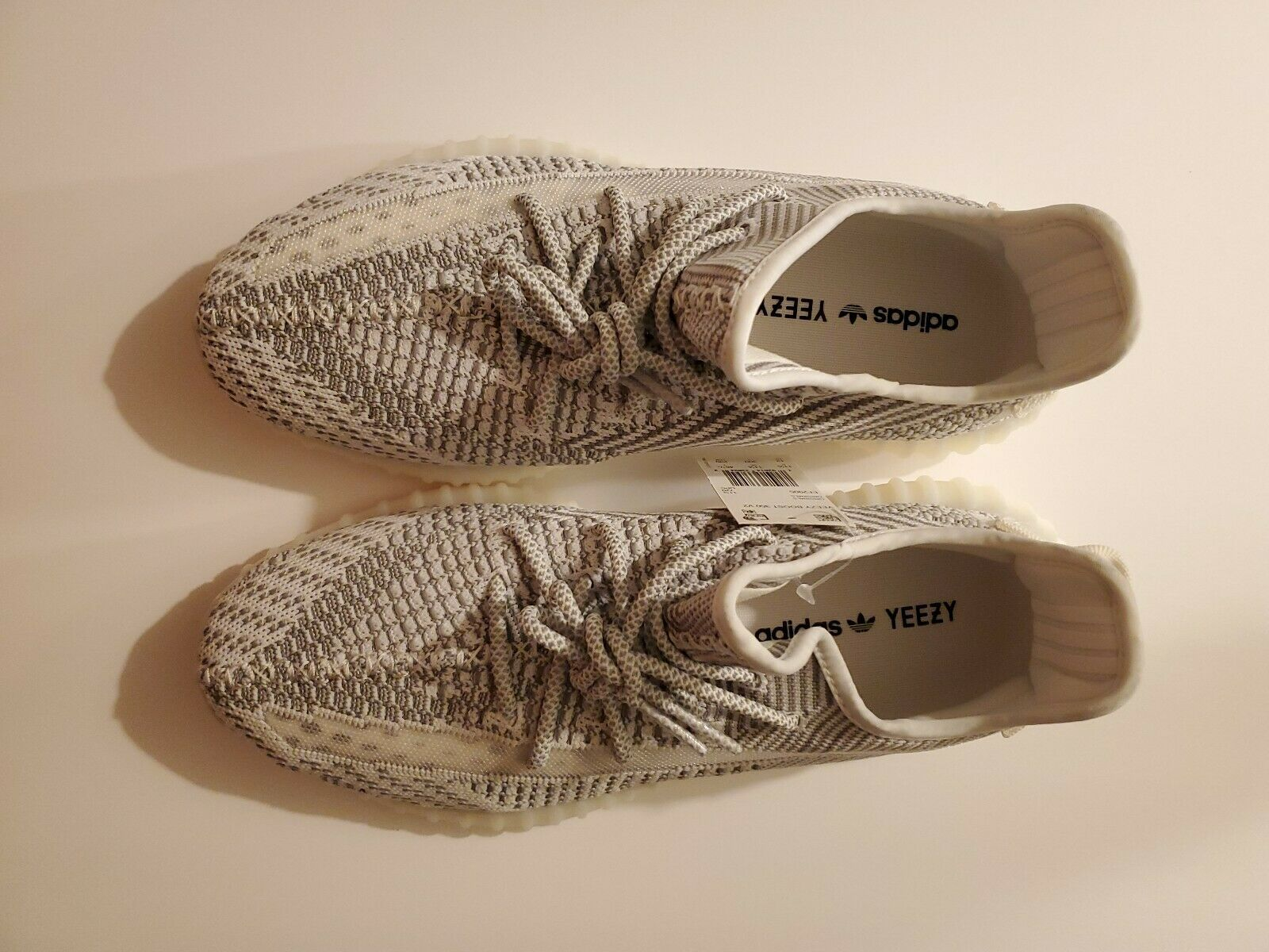 Adidas Yeezy Boost 350 V2 Static EF2905 size 12 non reflective 100% authentic image 3