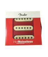 Fender Guitar Pickups Stratocaster Hot Noiseless Set - $161.10