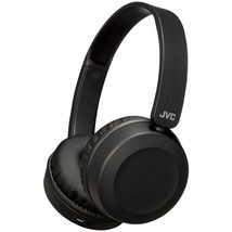 Jvc Foldable Bluetooth On-ear Headphones (carbon Black) - $49.95