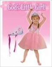 Big Idea Productions 886402 Costume Veggie Tales Little Girl Princess Si... - $29.99
