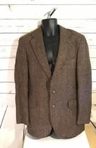Polo University by Ralph Lauren Tweed Blazer Sport Coat Mens sz 40 R Jacket - $40.00