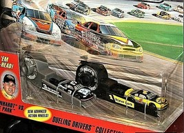 NASCAR Micro Machines #1 Steve Park vs #3 Dale Earnhardt AA19-NC8023 image 2
