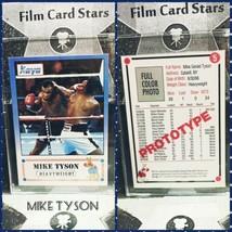 Kayo Prototype Heavyweight Champion Mike Tyson SP Boxing Card - $786.84