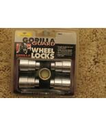 "Gorilla Automotive 62681 Short Shank Gorilla Guard Locks (1/2""-20 Thread... - $16.78"