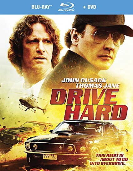 Drive Hard (Blu-ray/DVD, 2014, 2-Disc Set)