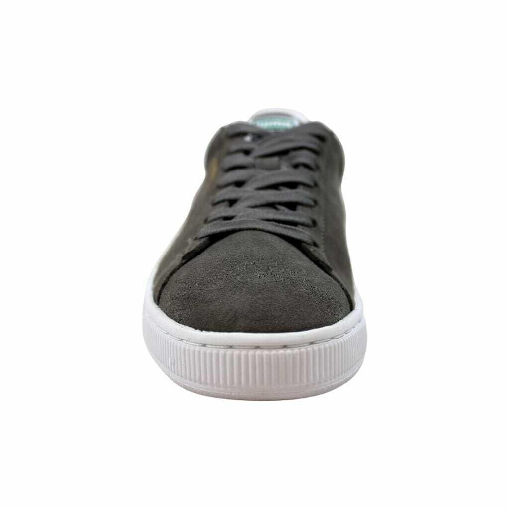 Puma Suede Classic+ Sleepe Gray-White 352634 66 Men's Size 8.5