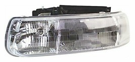 Headlight Headlamp Chevrolet Silverado 1999-2002 Suburban 2000-2006 Driver Side - $58.15