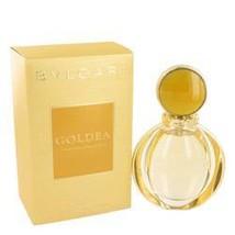 Bvlgari Goldea Perfume By Bvlgari 3 oz Eau De Parfum Spray For Women - $121.73