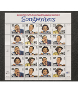 Legends of American Music Series, Songwriters, ... - $8.00