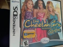 Nintendo DS Disney the Cheetah Girls: Passport To Stardom image 1