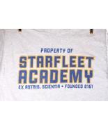 1996 Star Trek Star fleet Academy X Large T-Shirt 100% Cotton  - $29.14