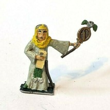 AD&D Ral Partha The Old Guard Priest of Hry'y Metal Miniatures 1976 - $6.89