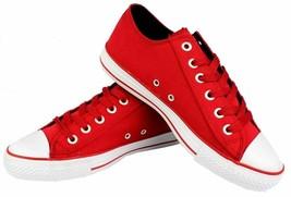 Levi's Men's Classic Premium Casual Sneakers Shoes Buck Lo Twill 514887-01R image 2
