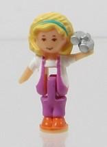 1994 Vintage Polly Pocket Doll Giraffe House - Polly Bluebird Toys - $7.50