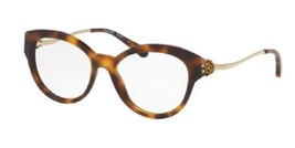 Authentic Coach Eyeglasses HC6093 5434 Tortoise Light Gold Frames 52mm R... - $114.83