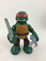 """Raphael Teenage Mutant Ninja Turtles Talking Action Figure 6"""" 2014 Viaco... - $15.10"""