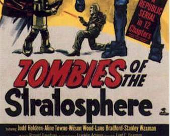 Primary image for ZOMBIES OF THE STRATOSPHERE, 12 CHAPTER SERIAL, 1952
