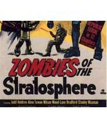 ZOMBIES OF THE STRATOSPHERE, 12 CHAPTER SERIAL, 1952  - $19.99