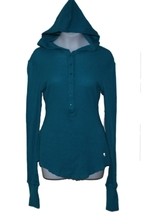 NEW Fila Women's Thermal Hoody Top Size Small 4-6 - $27.42