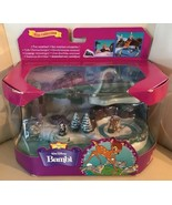 VINTAGE Polly Pocket Disney Bambi New Sealed Thumper Flower Tiny Collect... - $296.99