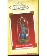 Hallmark Keepsake Light of Liberty Military Orn... - $8.99