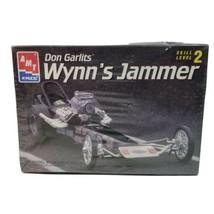 AMT ERTL Don Garlits Wynn Jammer Dragster 1:25 Scale Car Model Kit #6435 Sealed - $39.99