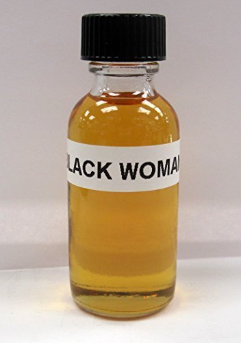 Black Woman Personal Fragrance Oil (1 oz.)