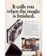 1970 Polaroid Countdown Camera Model 350 print ad - $10.00