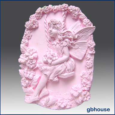 Fairy6~Anemone fairy of the Wind Silicone Mold