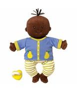 """Manhattan Toy Baby Stella Brown Doll 15"""" Soft First Baby Doll - $36.89"""