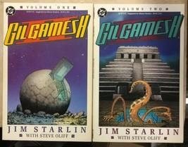 Gilgamesh II #1 & 2 Jim Starlin Steve Oliff TPB DC Comics - $29.39