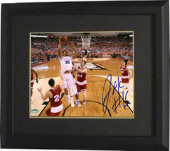 Jahlil Okafor signed Duke Blue Devils 8x10 Photo #15 Custom Framed (2015... - $97.95