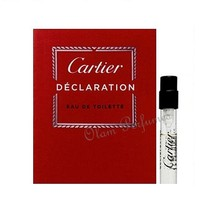 Cartier Declaration For Men Eau de Toilette Vial Sample Spray 0.05oz 1.5ml - $4.89
