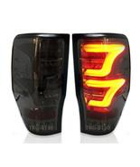L.E.D LED BAR SMOKED V.2 TAIL LIGHTS FOR FORD RANGER T6 XLT PICKUP 2012 ... - $339.41