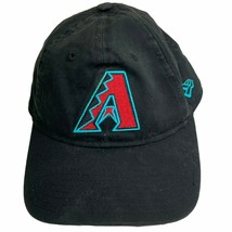 New Era 49Forty Arizona Diamondbacks Black Hat Size Small - $29.75