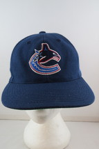Vancouver Canucks Hat (VTG) - by Sports Specialties - Orca Logo - Adult ... - $49.00