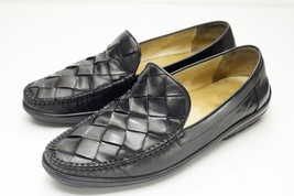 Cole Haan 10 M Black Loafers Men's Shoes - $56.00