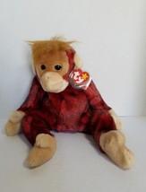 Ty Beanie Buddy Schweetheart The Monkey - $9.69
