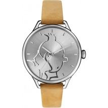 Tintin Face watch Medium 15328 Official Moulinsart product