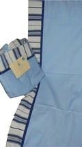 "NIP Pottery Barn Kids 2 Chase Pole Pocket Drapery Panels Curtains 44"" X ... - $59.37"