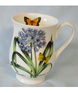 Roy Kirkham Botanical Flowers Mug - $19.69