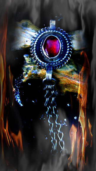 HASSASSIN DJINN Retribution DARK ENERGY Power Protection Templar Genie Haunted